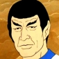 Ambassador Sarek Star Trek: The Animated Series