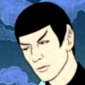 Spock's Older.Cousin  Star Trek: The Animated Series