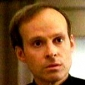 Lieutenant Reginald 'Reg' Barclay (iii) played by Dwight Schultz
