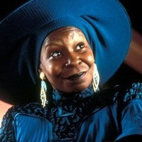 Guinanplayed by Whoopi Goldberg