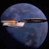 NCC-1701D USS Enterprise played by