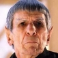 Ambassador Spock played by Leonard Nimoy