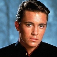 Ensign Wesley Crusher played by Wil Wheaton