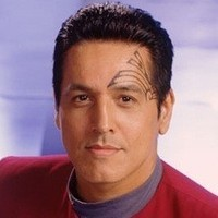 Commander Chakotay played by Robert Beltran