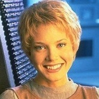 Kes played by Jennifer Lien