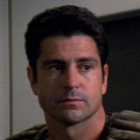 Lieutenant Ayala played by Tarik Ergin