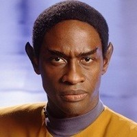 Lieutenant Tuvokplayed by Tim Russ