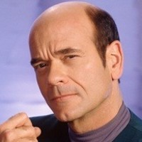 The Doctor played by Robert Picardo