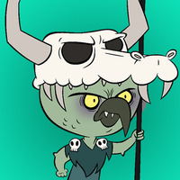Ludo Star Vs the Forces of Evil