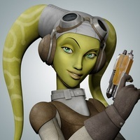 Hera Syndulla played by Vanessa Marshall
