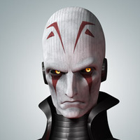 The Inquisitor played by Jason Isaacs