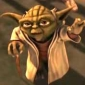 Yoda played by Tom Kane