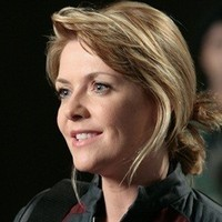 Colonel Samantha Carter played by Amanda Tapping