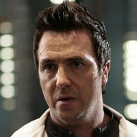 Dr. Carson Beckett played by Paul McGillion
