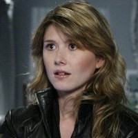 Dr. Jennifer Keller played by Jewel Staite