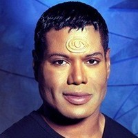 Teal'cplayed by Christopher Judge