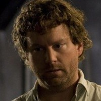 Dr. Dale Volker played by Patrick Gilmore