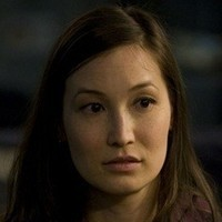 Dr. Lisa Park played by Jennifer Spence