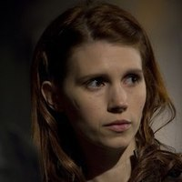 Ginn played by Julie McNiven