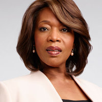 President Constance Payton played by Alfre Woodard