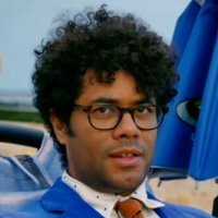Richard Ayoade Gadget Man (UK)