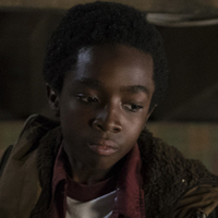 Lucas Sinclairplayed by Caleb McLaughlin