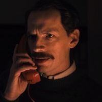 Mr. Clarke played by Randall P. Havens