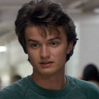 Steve Harringtonplayed by Joe Keery