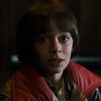 Will Byers played by Noah Schnapp