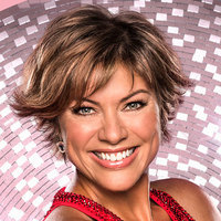 Kate Silverton played by Kate Silverton