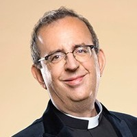 Reverend Richard Coles played by