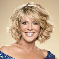 Ruth Langsford played by Ruth Langsford