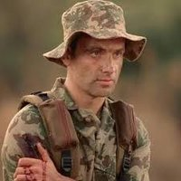 Hugh Collinson played by Andrew Lincoln