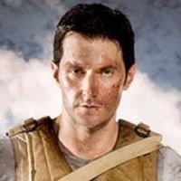 John Porter played by Richard Armitage