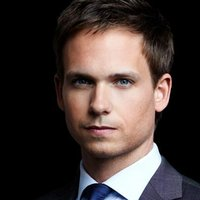 Mike Ross played by Patrick J. Adams