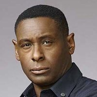 Hank Henshaw played by David Harewood