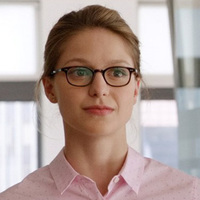 Kara Danvers played by Melissa Benoist