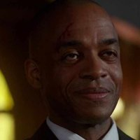 Alpha Vampplayed by Rick Worthy