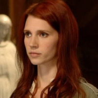Anna Milton played by Julie McNiven