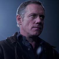 Azazel played by Fredric Lehne