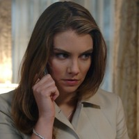 Bela Talbot played by Lauren Cohan