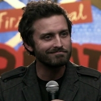 Chuck Shurley played by Rob Benedict