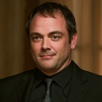 Crowley played by Mark Sheppard