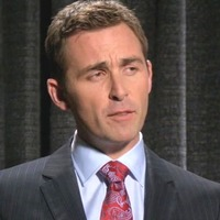 Dick Roman played by James Patrick Stuart