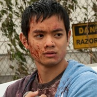 Kevin Tran played by Osric Chau Image