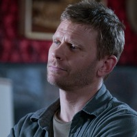 Lucifer played by Mark Pellegrino