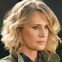 Mary Winchester played by Samantha Smith