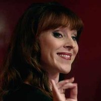 Rowena played by Ruth Connell