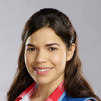 Amy played by America Ferrera