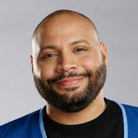 Garrett played by Colton Dunn